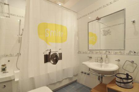 Bathroom in Villa Aeolos