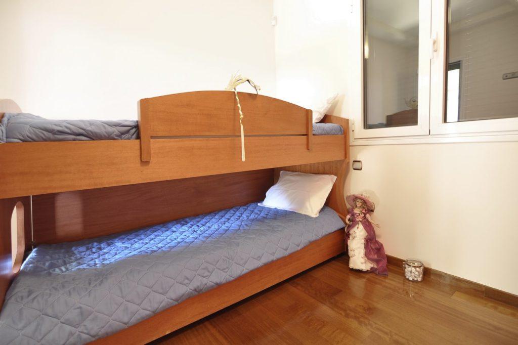 Children's bedroom in Villa aeolos
